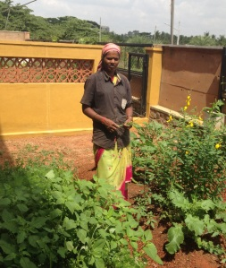 Lakshmi- waste picker to urban farmer