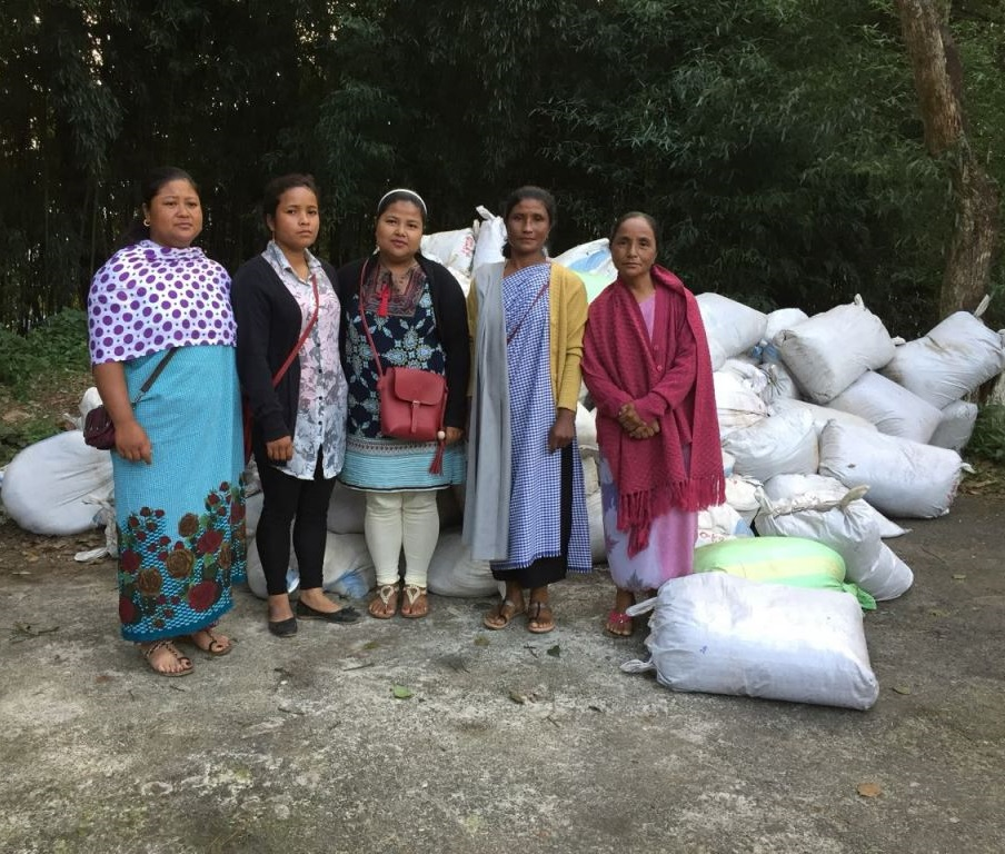 Shillong Self Help Group Members
